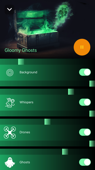 Haunted House Soundscapes screenshot two