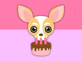 Chihuahua Emoji Lover