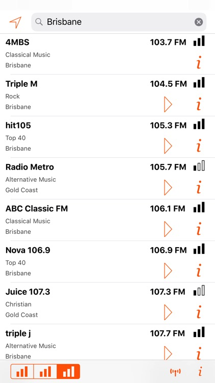 Radio Guide Australia screenshot-3