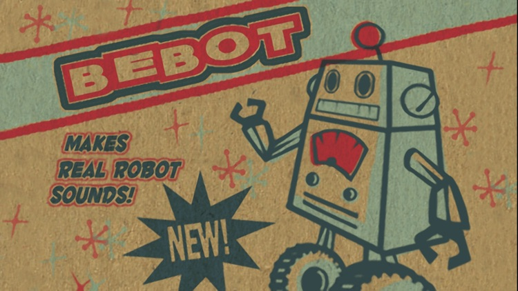 Bebot - Robot Synth