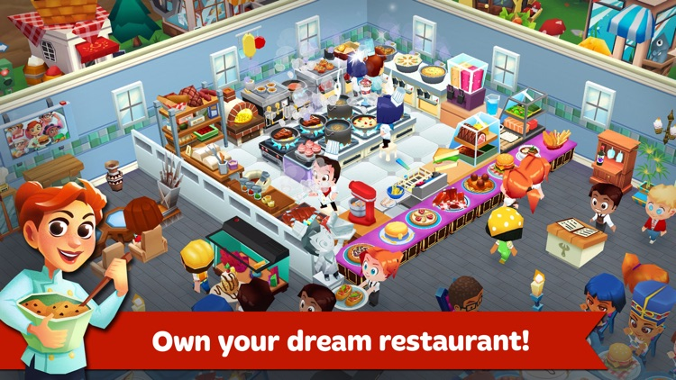 Restaurant Story 2 screenshot-0