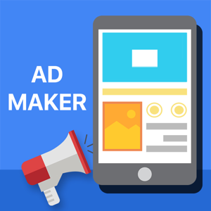 Ad Maker for Ads & Banners app