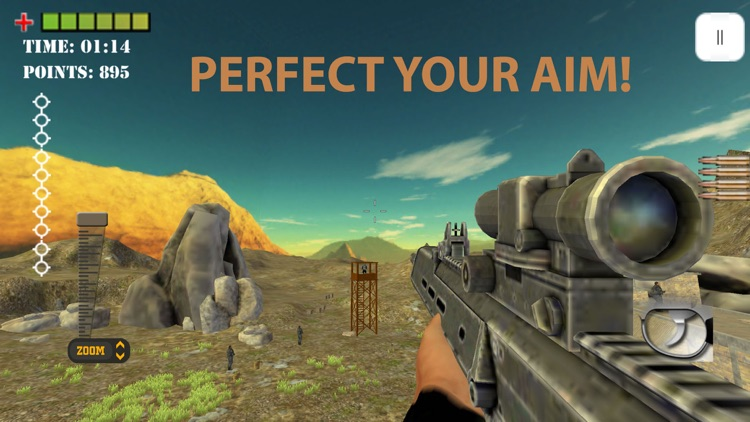 Marine Sharpshooter 3D screenshot-3