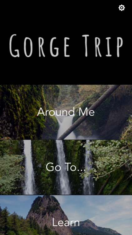 Gorge Trip screenshot-0