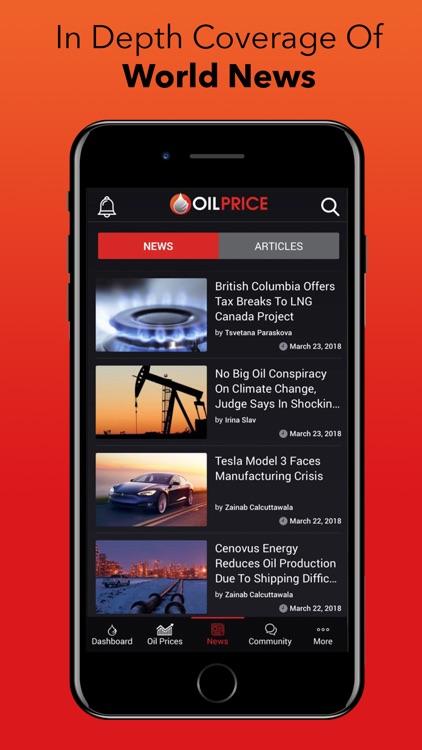 OilPrice: Energy News screenshot-3
