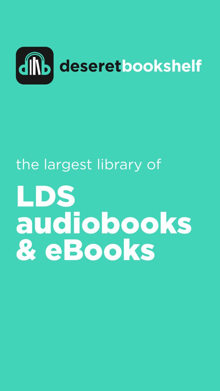 Deseret Bookshelf LDS Books Screenshot