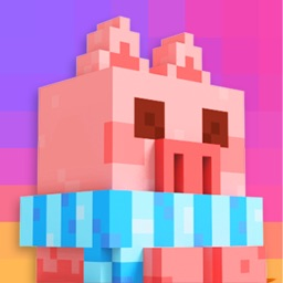 Voxel Doodle - Color By Number