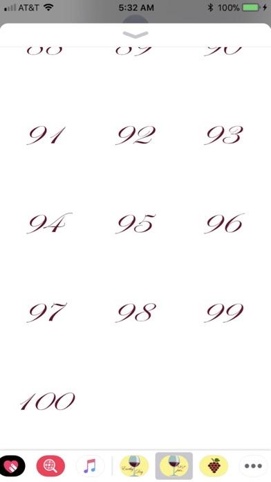 Numerical Wine Scoring screenshot two