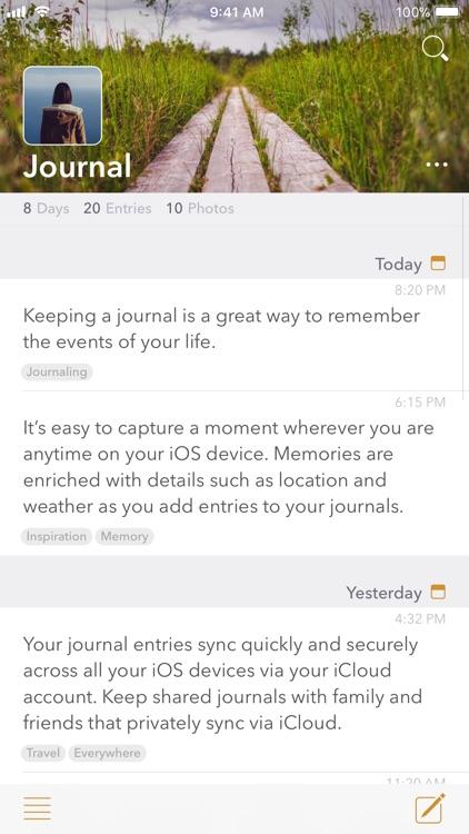 Written Down - Journal, Diary