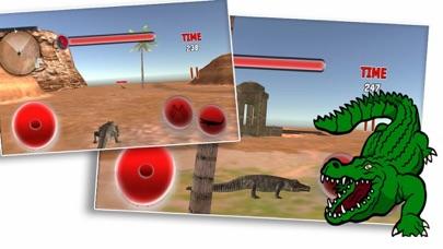 Crocodile Wild Life 3D