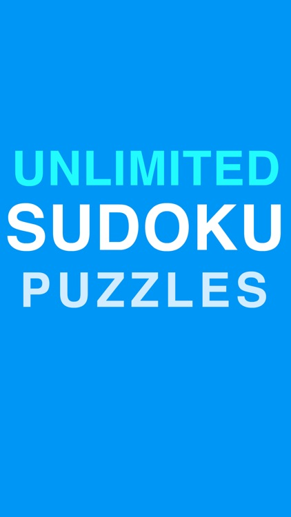Sudoku · Easy to Hard Puzzles screenshot-0
