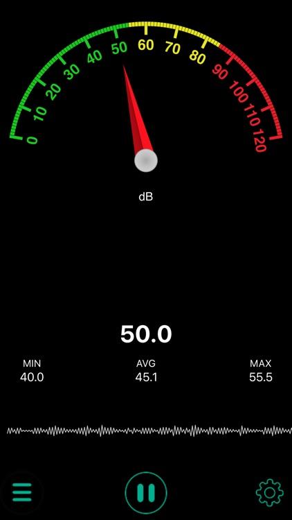 Sound Meter - Decibel Meter