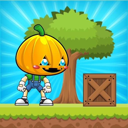 Pumpkin Man Run
