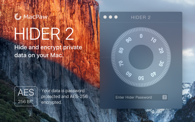 Hider 2: Encrypt and Hide Screenshot