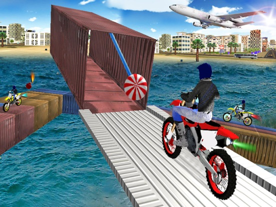 Bike Stunt Amazing Rider screenshot 10
