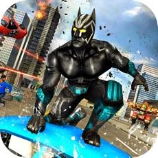 Activities of Panther Superhero City Battle