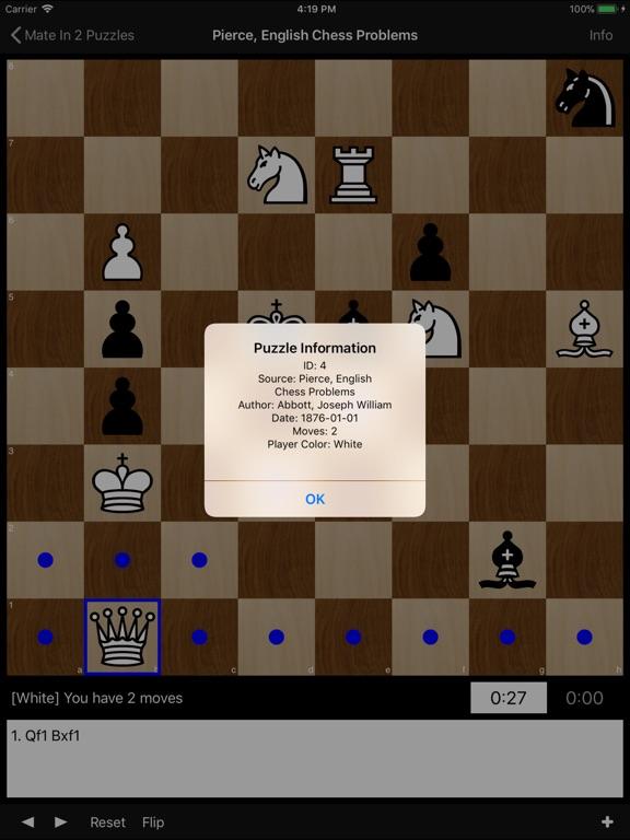 Скачать Mate in 2 Puzzles