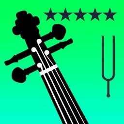 Cello Tuner Pro Strings Tuner