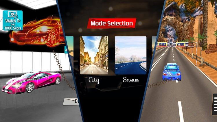 Chained Car Racing Rival 2018 screenshot-3