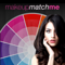 App Icon for MAKEUP MATCH ME App in Russian Federation App Store