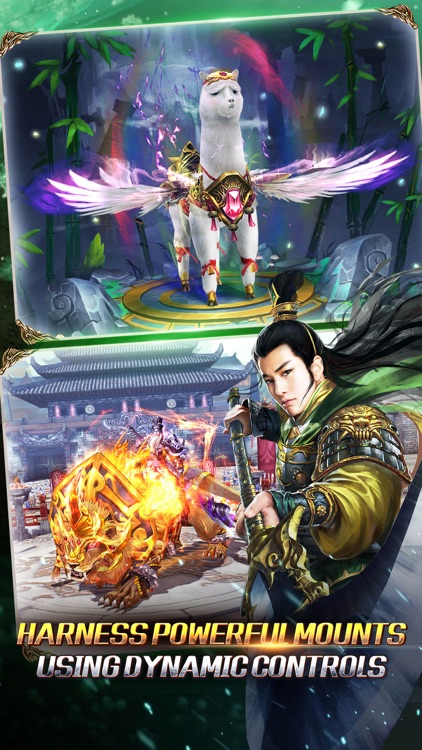 Kingdom Warriors-Classic MMO screenshot-4