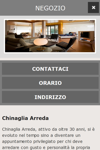 Chinaglia Arreda - náhled
