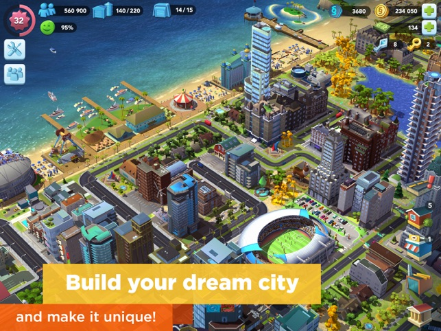 simcity buildit on the app store