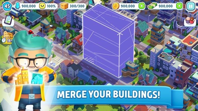 City Mania: Town Building Game screenshot-3