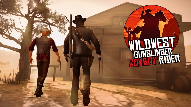 Wild West Gang Cowboy Rider