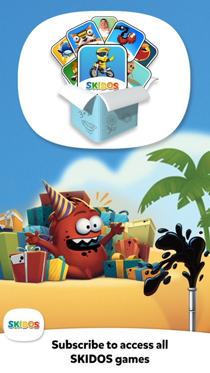 Fuel My Party: Kids Cool Math