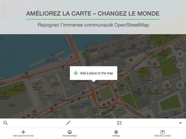 MAPSME Cartes Et Itinraire Dans LApp Store