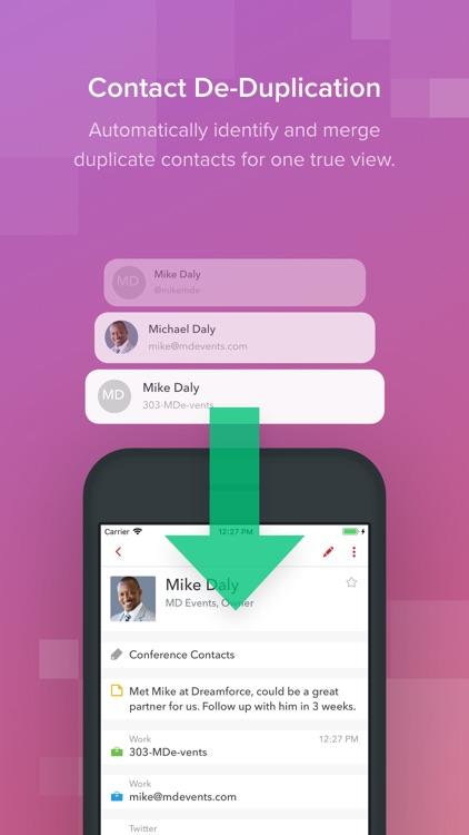 FullContact | Contact Manager screenshot-3