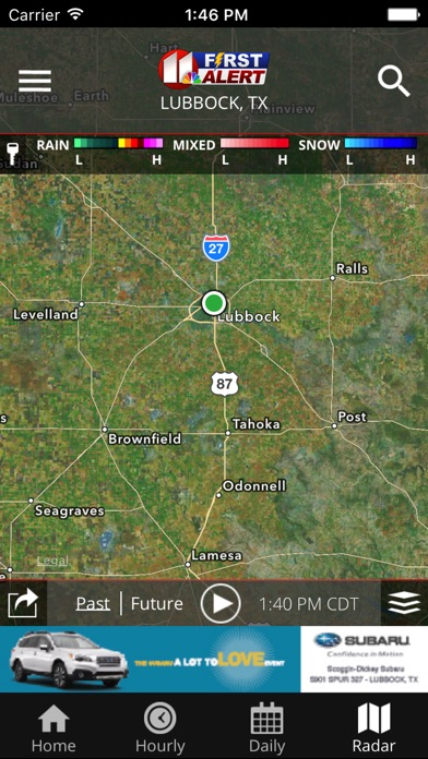 download KCBD First Alert Weather apps 4