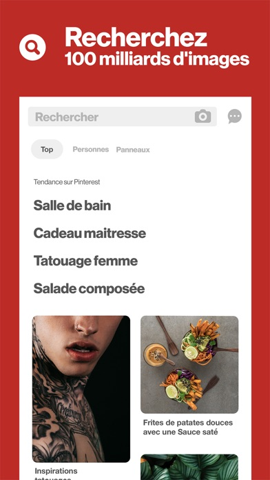 download Pinterest: Idées & Inspiration apps 1