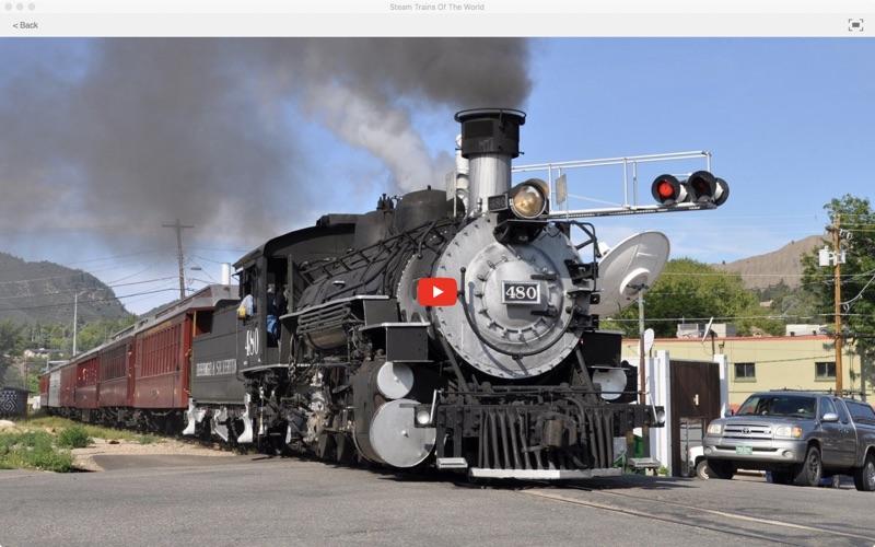 Steam Trains Of The World screenshot 4