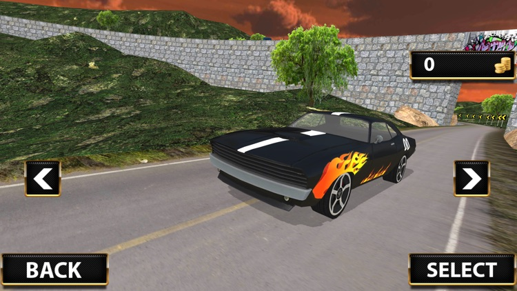 Us Classic Muscle Car Offroad By Mamoona Iftikhar