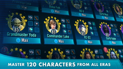 Star Wars™: Galaxy of Heroes iPhone