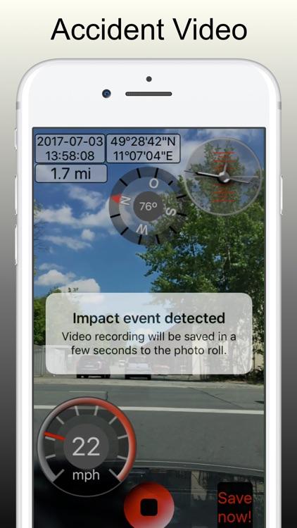 Dash Cam - Car Video Camcorder
