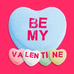 Be My Valentine - Candy Hearts