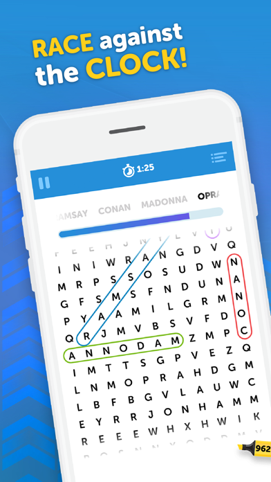 UpWord Search - Word Searches screenshot 3