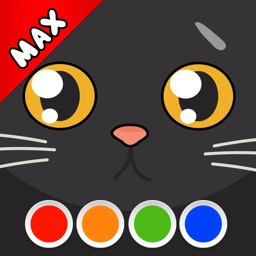 Coloring Your Cats MAX