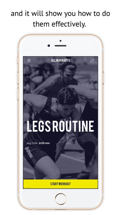 Stretching & Warm Up Routines screenshot-1