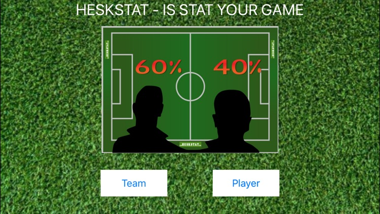 Soccer: Is Stat Your Game