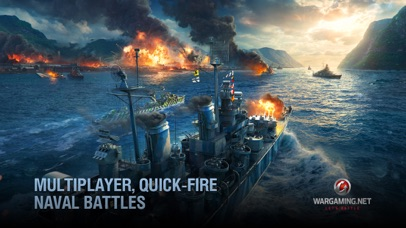 World of Warships Blitz Screenshot 2