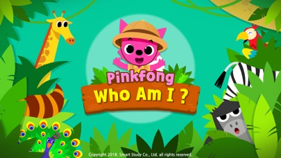 Pinkfong Who Am I? app image