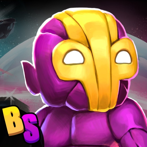 Crashlands  - 512x512bb - Test Your Survival Instincts In The Bonfire: Forsaken Lands