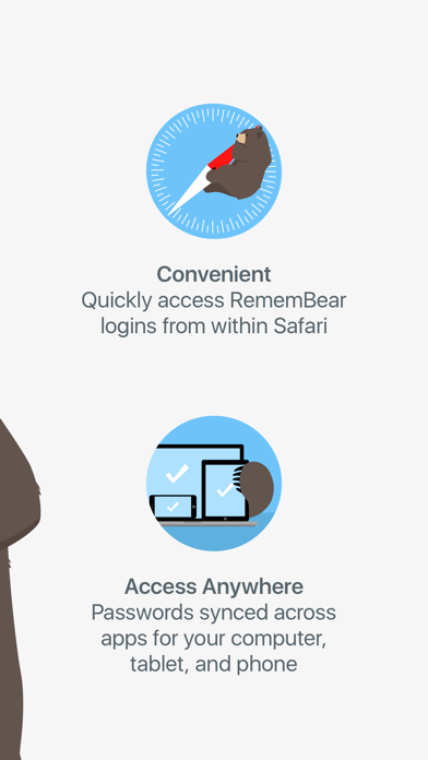download RememBear: Password Manager apps 4