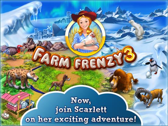 Farm Frenzy 3 HD  Farming game | App Price Drops