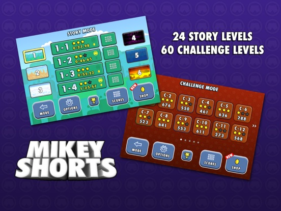Mikey Shorts Screenshots