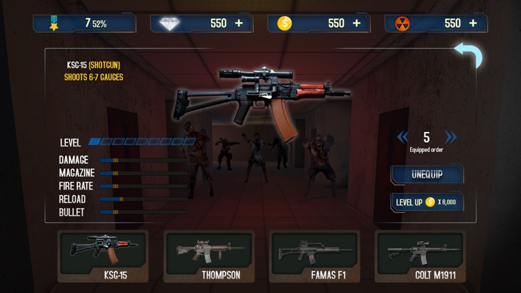 Zombie Hunter - Undead Target screenshot-1